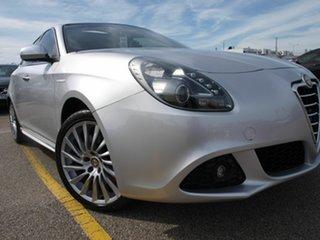 2012 Alfa Romeo Giulietta Distinctive Hatchback.