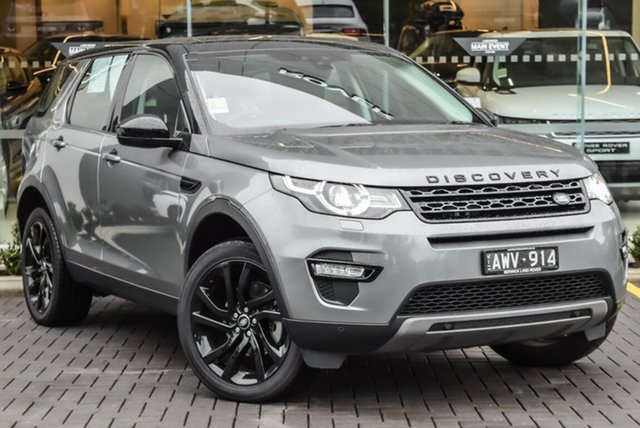 Demonstrator, Demo, Near New Land Rover Discovery Sport TD4 132kW HSE, Berwick, 2017 Land Rover Discovery Sport TD4 132kW HSE Wagon