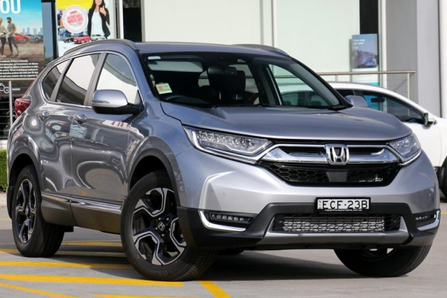 Discounted Demonstrator, Demo, Near New Honda CR-V VTi-LX 4WD, Narellan, 2018 Honda CR-V VTi-LX 4WD SUV