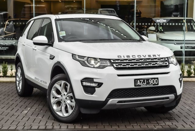 Demonstrator, Demo, Near New Land Rover Discovery Sport SD4 HSE, Berwick, 2018 Land Rover Discovery Sport SD4 HSE Wagon