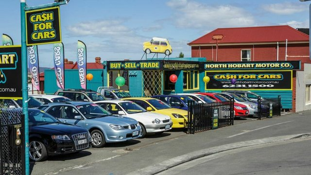 Used Mazda Tribute Limited, North Hobart, 2001 Mazda Tribute Limited Wagon