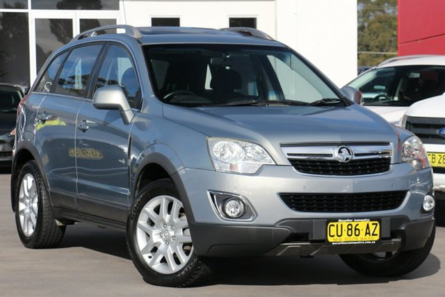 Used Holden Captiva 5 AWD, Narellan, 2013 Holden Captiva 5 AWD SUV