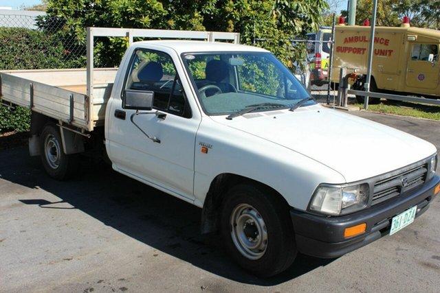 Used Toyota Hilux, Tingalpa, 1995 Toyota Hilux Cab Chassis