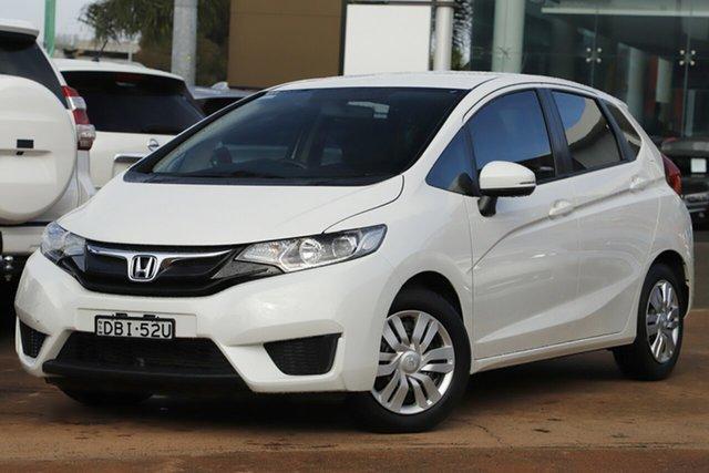 Used Honda Jazz VTi, Brookvale, 2015 Honda Jazz VTi Hatchback