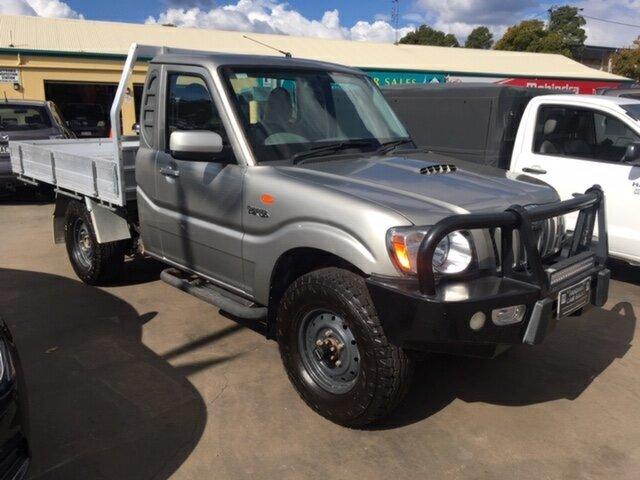 Used Mahindra Pik-Up (4x4), Toowoomba, 2014 Mahindra Pik-Up (4x4) Cab Chassis