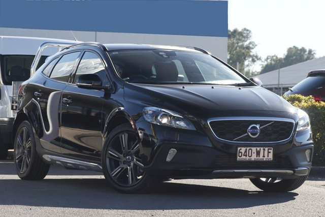 Used Volvo V40 Cross Country D4 Adap Geartronic Luxury, Beaudesert, 2015 Volvo V40 Cross Country D4 Adap Geartronic Luxury Hatchback