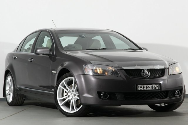 Used Holden Calais V International, Warwick Farm, 2007 Holden Calais V International Sedan