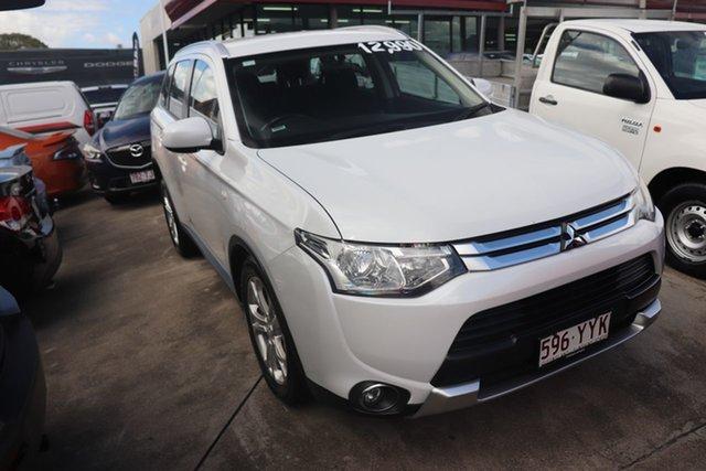 Used Mitsubishi Outlander ES 4WD, Cairns, 2014 Mitsubishi Outlander ES 4WD Wagon