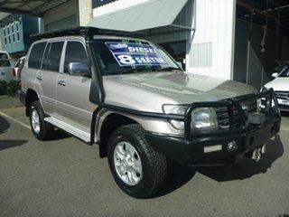 2004 Toyota Landcruiser GXL Wagon.