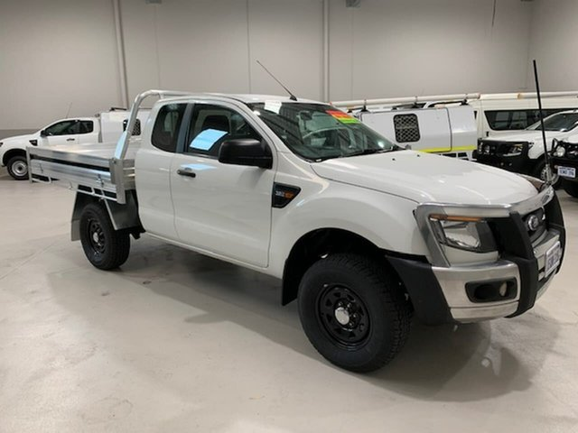 Used Ford Ranger XL Super Cab, Kenwick, 2014 Ford Ranger XL Super Cab Cab Chassis