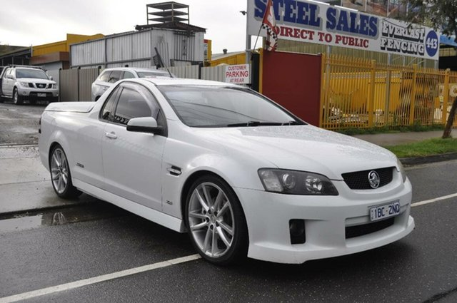 Used Holden Commodore SS-V, Hoppers Crossing, 2009 Holden Commodore SS-V Utility