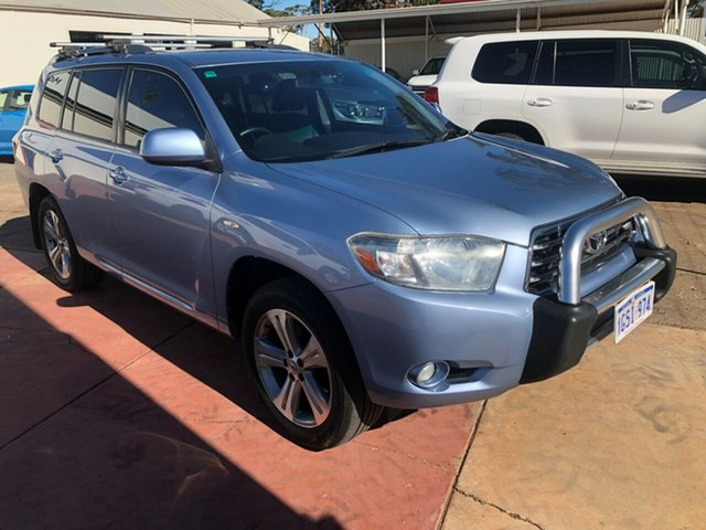 Used Toyota Kluger KX-S AWD, Moora, 2009 Toyota Kluger KX-S AWD Wagon