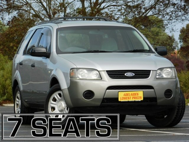 Used Ford Territory TX, Enfield, 2004 Ford Territory TX Wagon