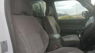 2012 Nissan Patrol DX (4x4) Leaf Cab Chassis.