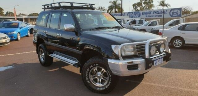 Discounted Used Toyota Landcruiser GXL, East Bunbury, 2003 Toyota Landcruiser GXL Wagon