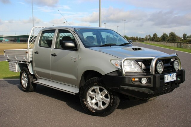 Used Toyota Hilux SR, Officer, 2011 Toyota Hilux SR Cab Chassis