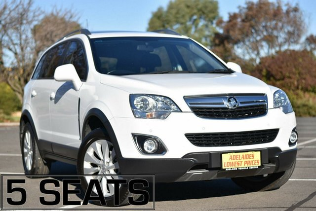 Used Holden Captiva 5 AWD LT, Enfield, 2014 Holden Captiva 5 AWD LT Wagon