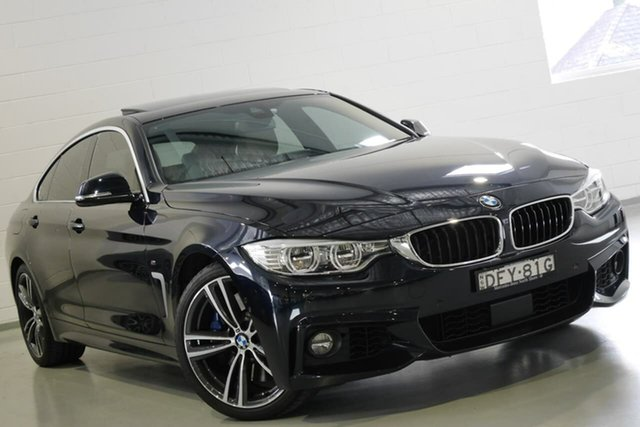 Used BMW 440i Gran Coupe, Southport, 2016 BMW 440i Gran Coupe Hatchback
