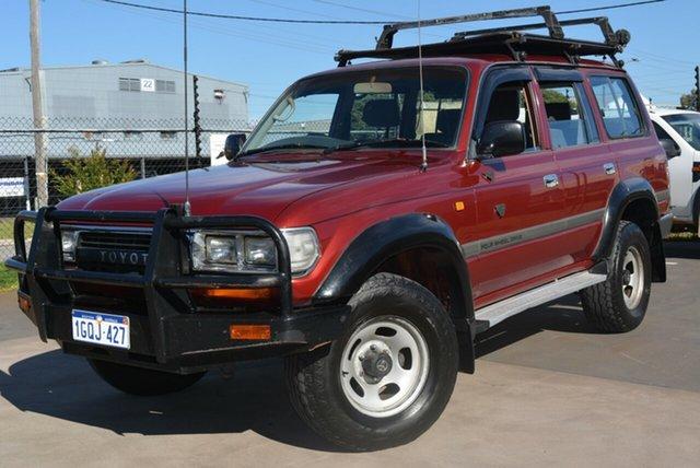 Used Toyota Landcruiser GXL (4x4), Kewdale, 1995 Toyota Landcruiser GXL (4x4) Wagon