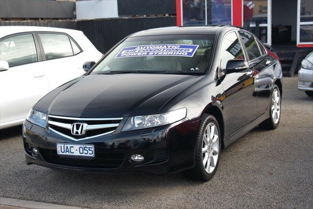 Used Honda Accord Euro Luxury, Cheltenham, 2006 Honda Accord Euro Luxury Sedan
