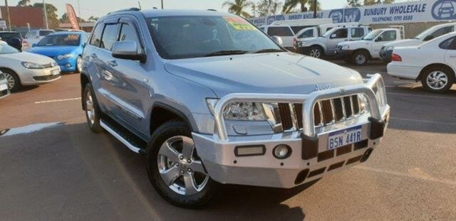 Discounted Used Jeep Grand Cherokee Laredo, East Bunbury, 2012 Jeep Grand Cherokee Laredo Wagon