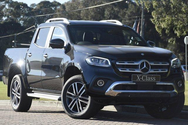 New Mercedes-Benz X-Class X250d 4MATIC Power, Warwick Farm, 2019 Mercedes-Benz X-Class X250d 4MATIC Power Utility