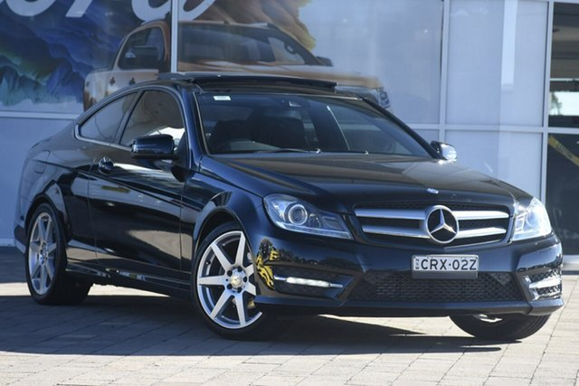 Used Mercedes-Benz C180 BlueEFFICIENCY 7G-Tronic +, Southport, 2012 Mercedes-Benz C180 BlueEFFICIENCY 7G-Tronic + Coupe