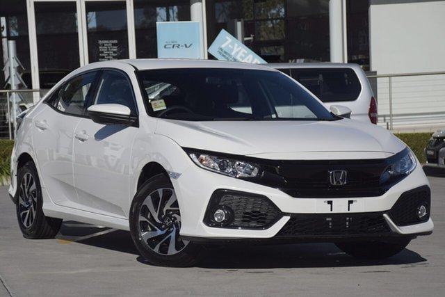 Discounted New Honda Civic VTi-S, Narellan, 2019 Honda Civic VTi-S Hatchback