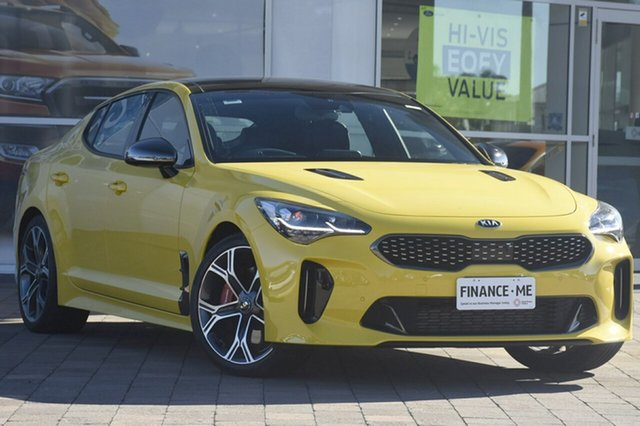 Used Kia Stinger GT Fastback, Warwick Farm, 2018 Kia Stinger GT Fastback Sedan