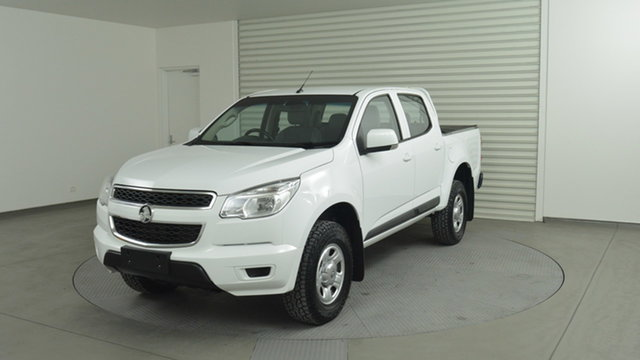 Used Holden Colorado LS Crew Cab 4x2, Southport, 2014 Holden Colorado LS Crew Cab 4x2 Cab Chassis