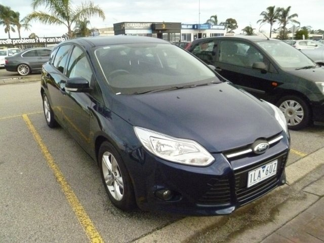 Used Ford Focus Trend PwrShift, Cheltenham, 2011 Ford Focus Trend PwrShift Hatchback
