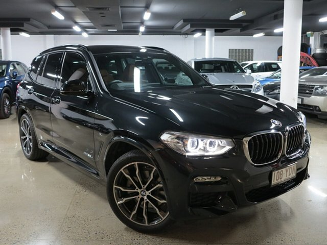 Used BMW X3 xDrive20d Steptronic, Albion, 2018 BMW X3 xDrive20d Steptronic Wagon