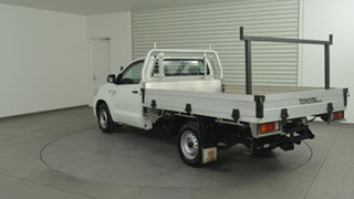 2014 Toyota Hilux SR 4x2 Cab Chassis.