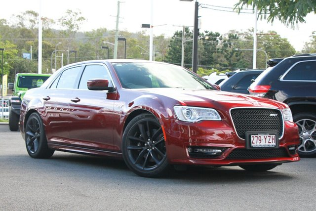 Demonstrator, Demo, Near New Chrysler 300 SRT Core, Indooroopilly, 2018 Chrysler 300 SRT Core Sedan