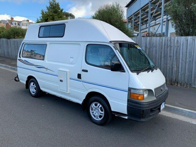 Used Toyota HiAce, North Hobart, 2003 Toyota HiAce Long Van