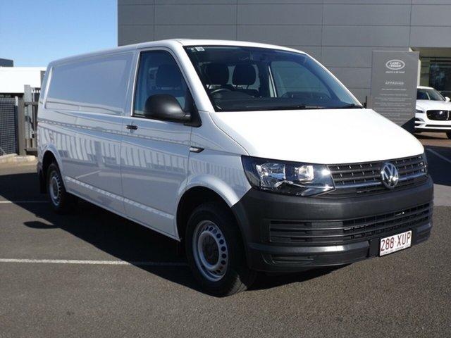 Used Volkswagen Transporter TDI340 LWB DSG, Toowoomba, 2017 Volkswagen Transporter TDI340 LWB DSG Van