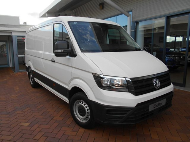 Discounted New Volkswagen Crafter 35 MWB FWD TDI410, Toowoomba, 2019 Volkswagen Crafter 35 MWB FWD TDI410 Van