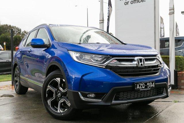 Demonstrator, Demo, Near New Honda CR-V VTi-L FWD, Oakleigh, 2019 Honda CR-V VTi-L FWD RW MY19 Wagon