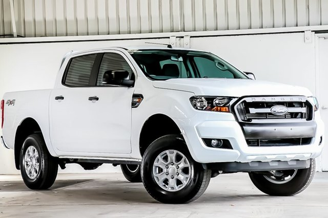 Used Ford Ranger XLS Double Cab, Laverton North, 2018 Ford Ranger XLS Double Cab Utility