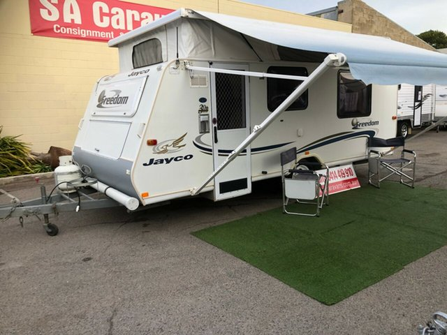 Used Jayco Freedom 16' with Air Conditioning, Klemzig, 2005 Jayco Freedom 16' with Air Conditioning Pop Top