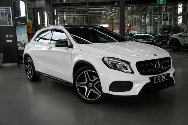 Used Mercedes-Benz GLA 250 4MATIC DCT 4MATIC, North Melbourne, 2018 Mercedes-Benz GLA 250 4MATIC DCT 4MATIC Wagon