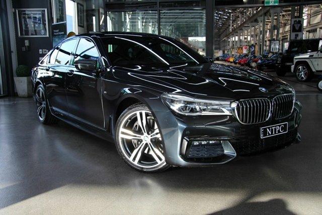 Used BMW 740i Steptronic, North Melbourne, 2016 BMW 740i Steptronic Sedan