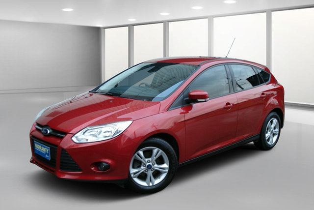 Used Ford Focus Trend PwrShift, West Footscray, 2014 Ford Focus Trend PwrShift Hatchback