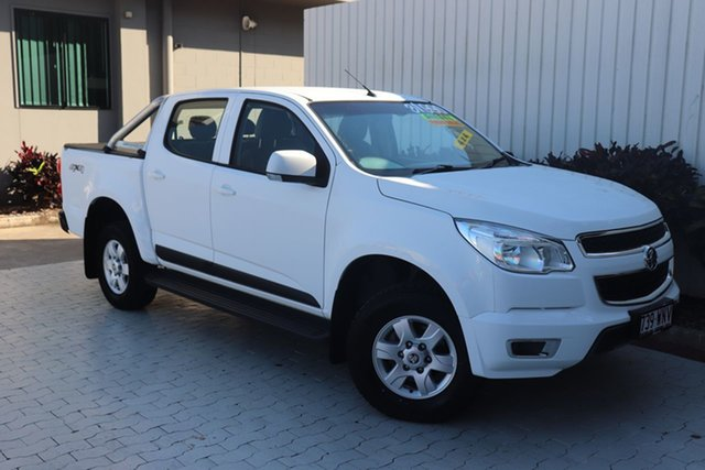 Used Holden Colorado LS-X Crew Cab, Cairns, 2016 Holden Colorado LS-X Crew Cab Utility