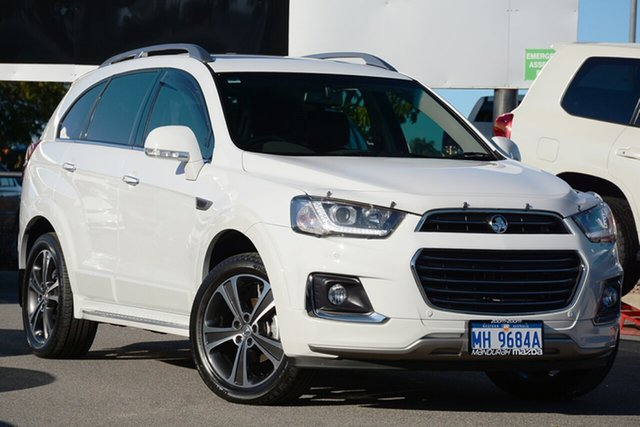 Used Holden Captiva 7 LTZ (AWD), Mandurah, 2016 Holden Captiva 7 LTZ (AWD) Wagon
