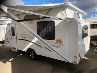 2010 Jayco Discovery 30th Anniversary Pop Top.