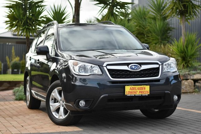 Used Subaru Forester 2.5i-L Lineartronic AWD, Enfield, 2014 Subaru Forester 2.5i-L Lineartronic AWD Wagon