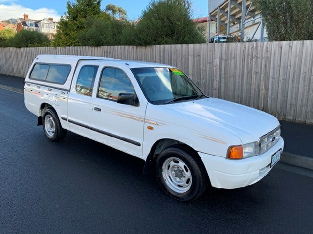 Used Ford Courier XL, North Hobart, 1999 Ford Courier XL Super Cab Chassis