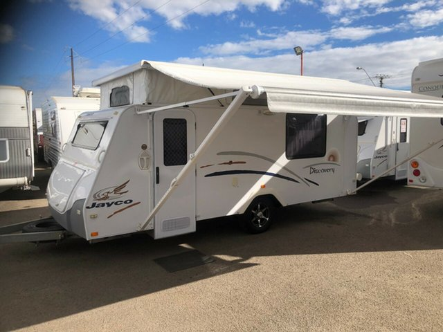 Used Jayco Discovery 30th Anniversary, Klemzig, 2010 Jayco Discovery 30th Anniversary Pop Top