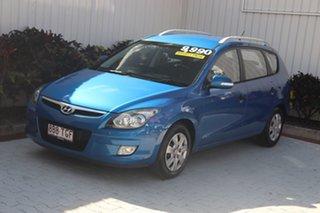 2010 Hyundai i30 SX cw Wagon Wagon.